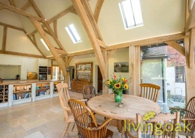 Living Oak Farmhouse Kent