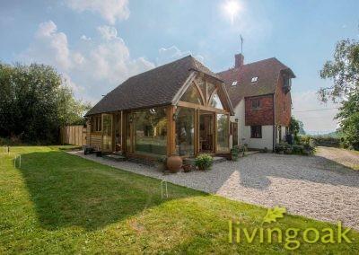 Farmhouse Kitchen Extension, Kent