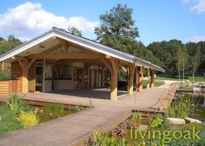 Garden Room and Pool House, Surrey