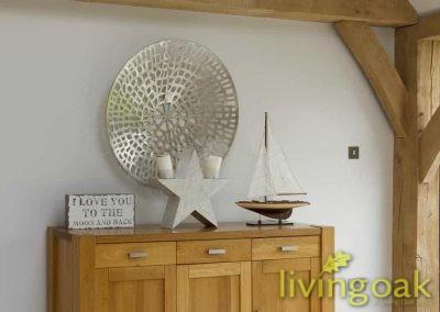 Living Oak Dining Extension