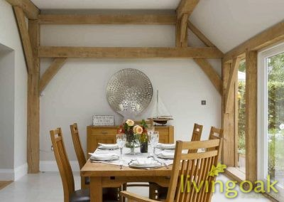 Living Oak Dining Extension