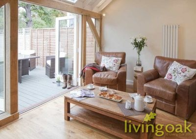 Living Oak Extension and Refurbishment, Wimbledon 3