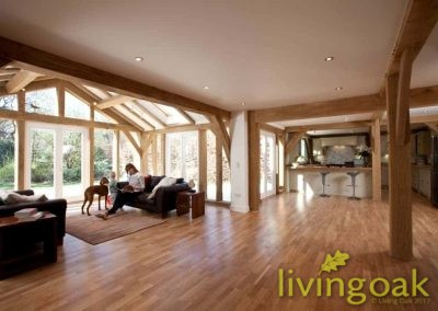 Living Oak Bespoke 6 bedroom house