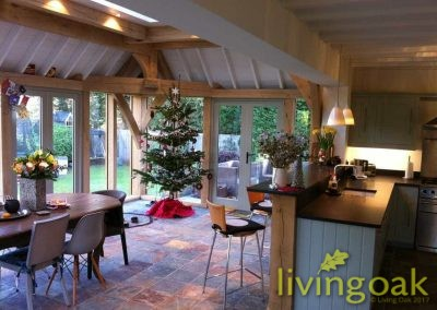 Living Oak Kitchen Extension Claygate