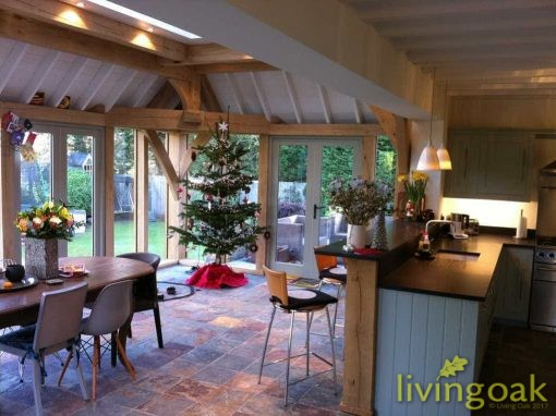 Kitchen and Living Space Extension, Claygate