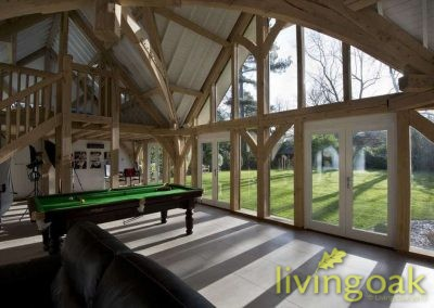 Living Oak Family Barn