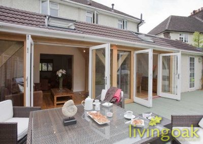 Living Oak Extension & Refurbishment, Wimbledon