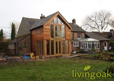 Living Oak 2 Storey Extension