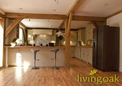 Living Oak bespoke 6 bedroom home