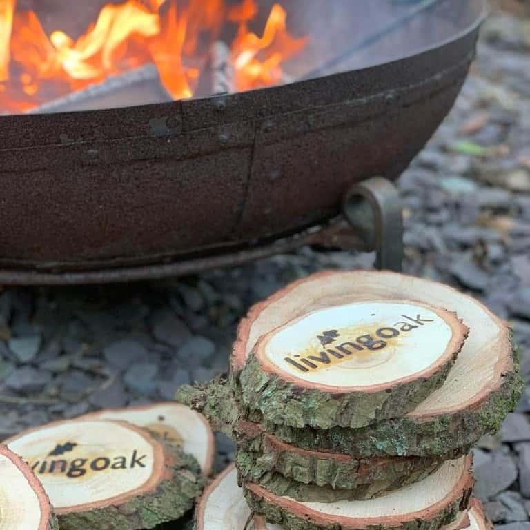 Living Oak branding